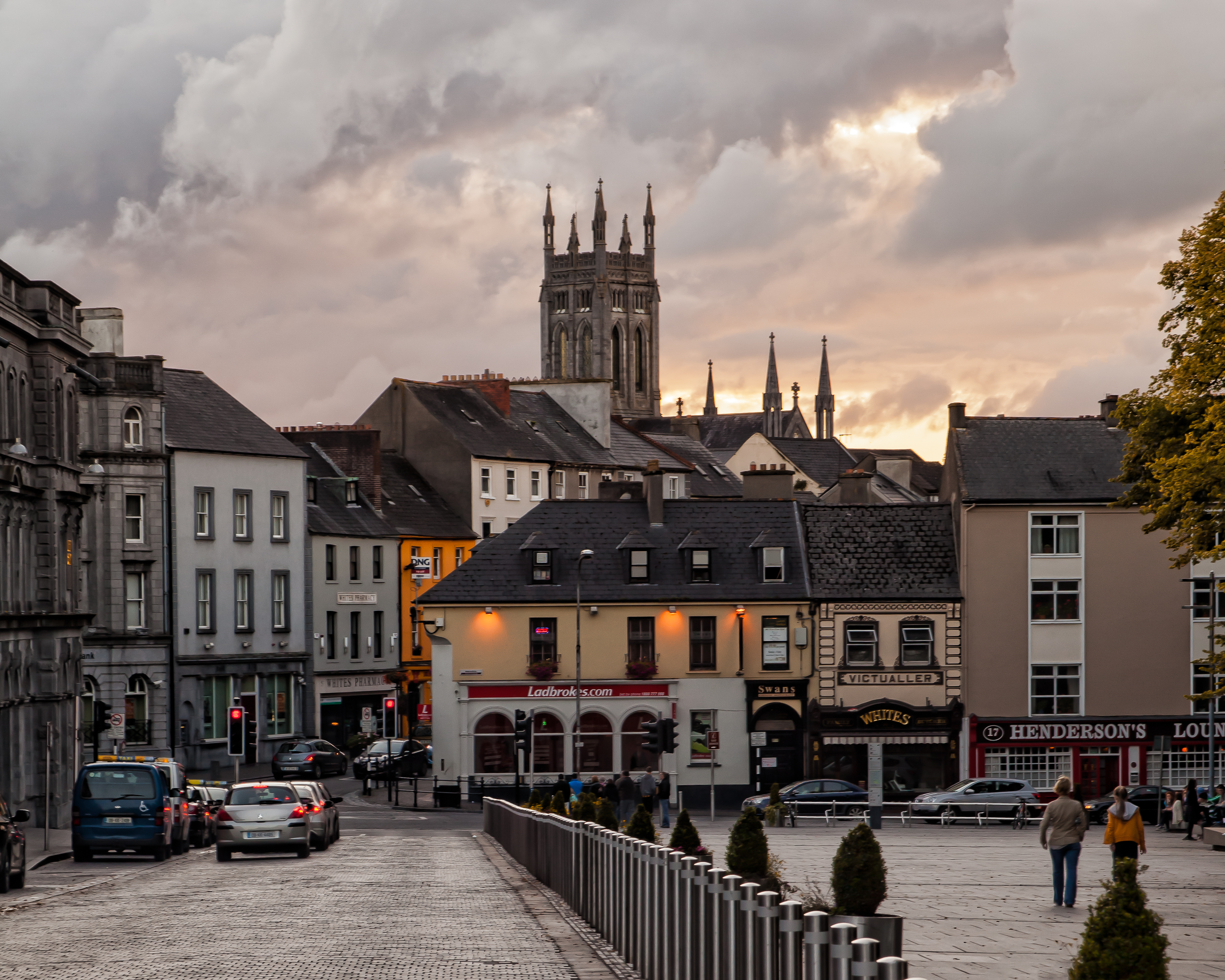 Restaurants In Kilkenny City Ireland