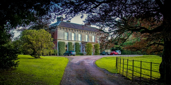 Ballyvolane House - County Cork,