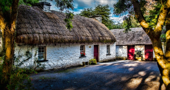 Bunratty Living History