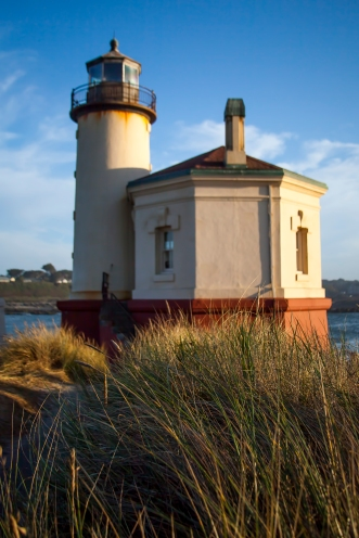 Coquille River (Bandon) Lighthouse