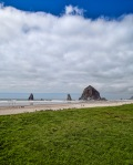 From Stephanie Inn - Cannon Beach