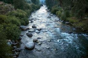 Truckee River- Truckee, CA