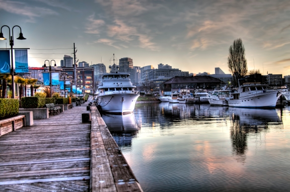 Lake Union HDR