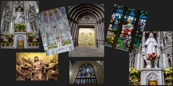 Collage From Denver Basilica j