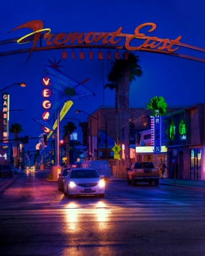 Freemont Street East