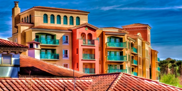 Lake Las Vegas - fine art photography (FAP)