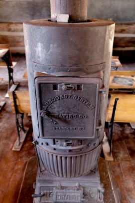 Schoolhouse Heater j