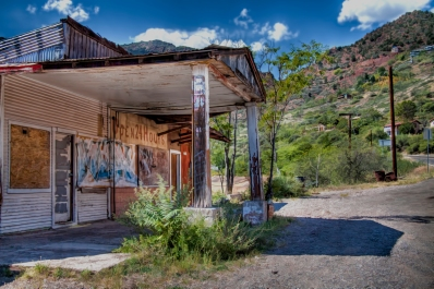 East of Jerome, AZ