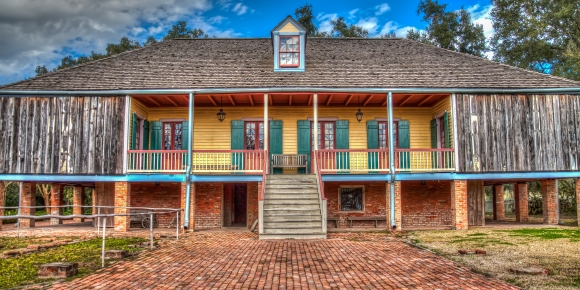 Laura Plantation - Vacherie, LA.