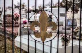 St. Edward Cemetery - New Iberia, LA.