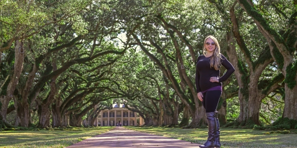 Oak Alley Plantation -