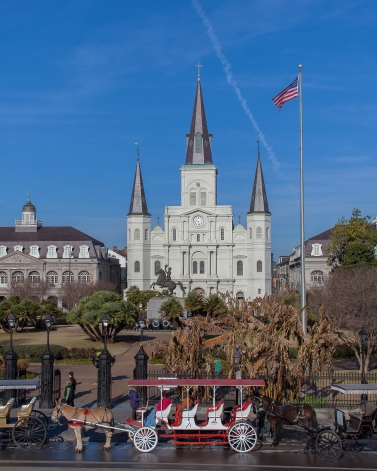 Saint Louis Cathedral - New Orleans