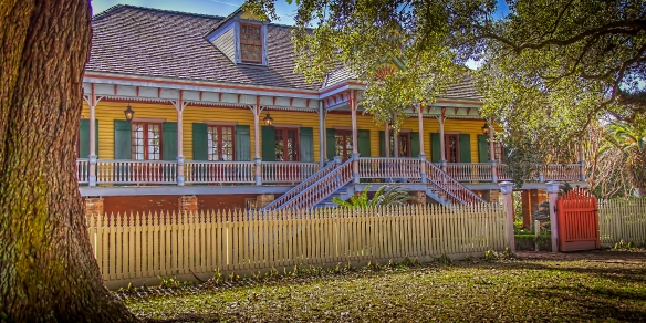 Laura Plantation - near Vacherie, Louisiana,