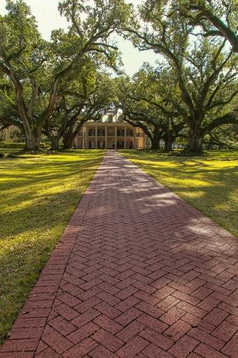 Oak Alley Plantation - Vacherie, Louisiana