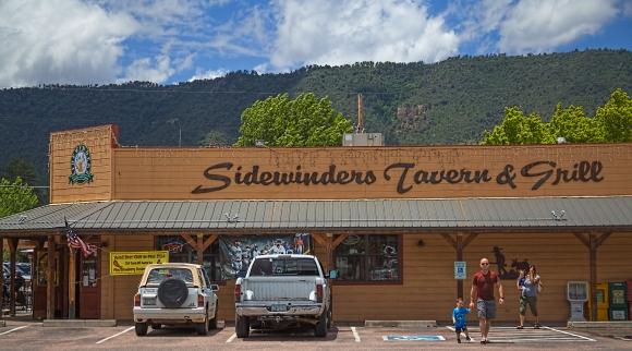 Sidewinders - Pine, Arizona