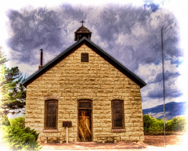 Clear Creek Church - near Camp Verde, AZ