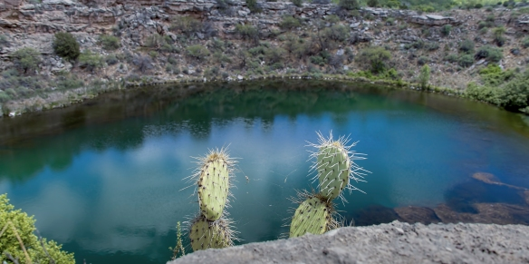 National Park Service's Montezuma Well