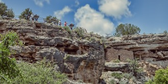 Montezuma's Well - near Camp Verde, AZ