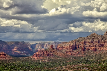 West Sedona - From Airport