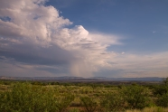 Summer Storm - near Cottonwood, AZ