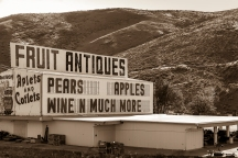 FruitAntiques1Sepiaj