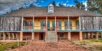 5) Laura Plantation - Vacherie, LA