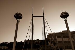 SeattlePedBridge1sepiaj